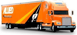 Reliable Van & Storage Moving Truck